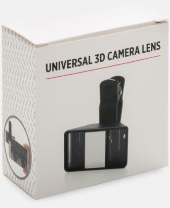 Presentförpackning Universala 3D-kameralinser med reklamtryck
