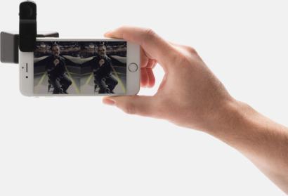Universala 3D-kameralinser med reklamtryck