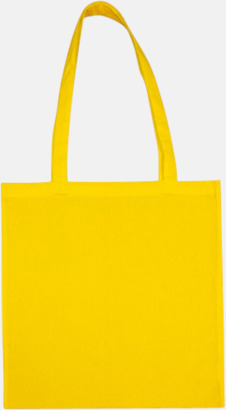 Buttercup (långa handtag) Tygpåsar med långa eller korta handtag i flera färger med eget reklamtryck