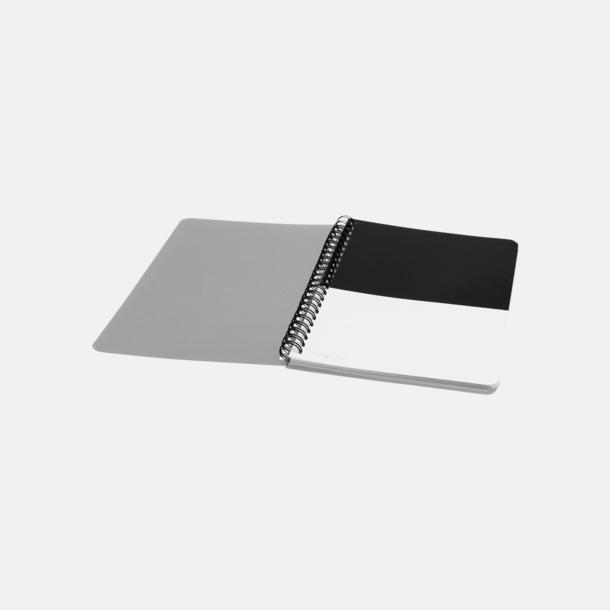 A6 & A5 spiral anteckningsböcker med reklamtryck