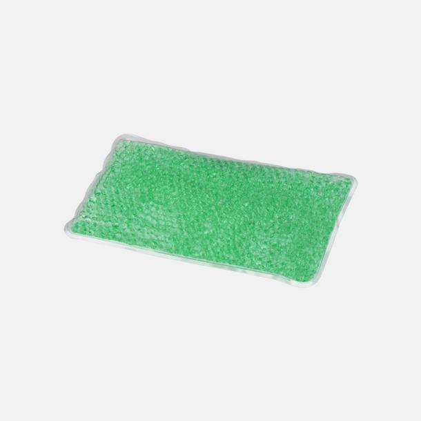Grön (mellan) Gelémasker i flera storlekar med reklamtryck