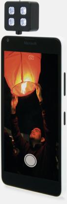 Lampor för mobilen med reklamtryck