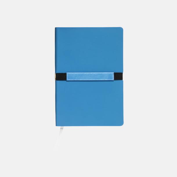 Framsida A5-anteckningsböcker med reklamtryck