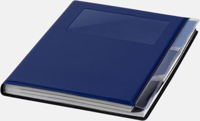 Royal Anteckningsböcker med foldrar med reklamtryck