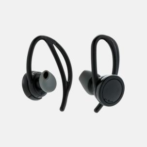 Trådlösa sport öronsnäckor med reklamtryck