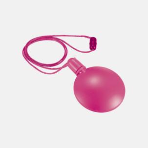 Behållare med såpbubblor - med reklamtryck