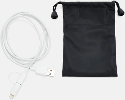 MFi-licensierad kablar med reklamtryck