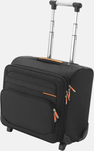 Kompakta mini dragväskor med reklamtryck