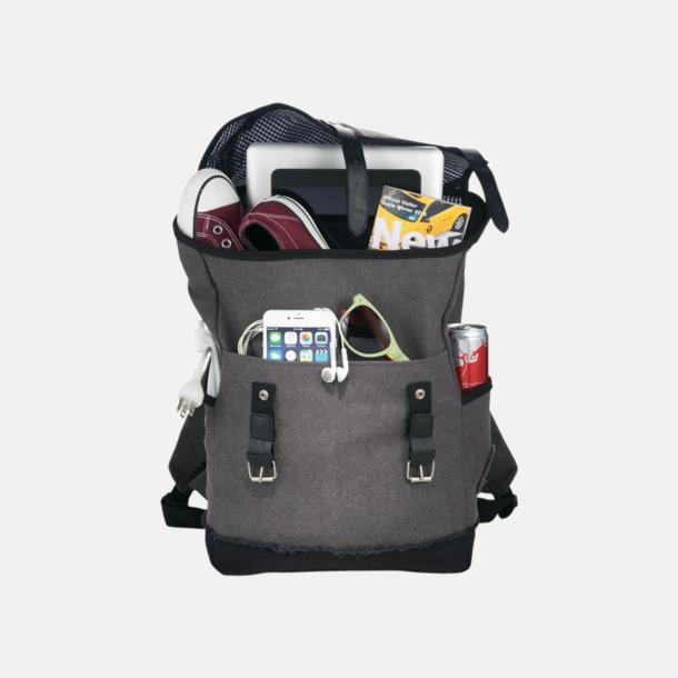 Urbana laptopryggsäckar med reklamtryck
