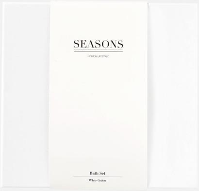 Presentförpackning Badset med reklamtryck