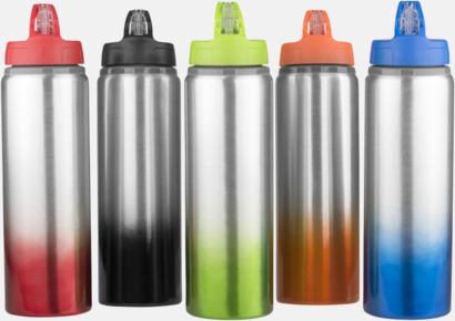 Nyansskiftande vattenflaskor med reklamtryck