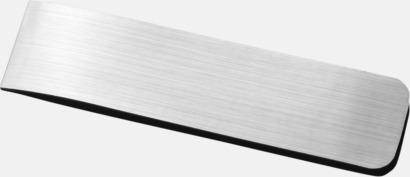 Silver Magnetbokmärken med reklamtryck