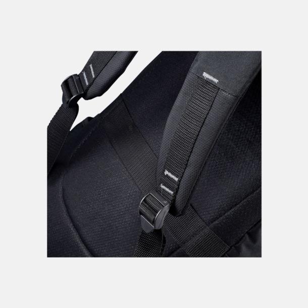 Laptopryggsäckar med RFID-blockeringsteknik - med reklamtryck