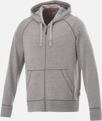 Grey Melange (herr) Herr- & damtröjor från Slazenger med reklamtryck