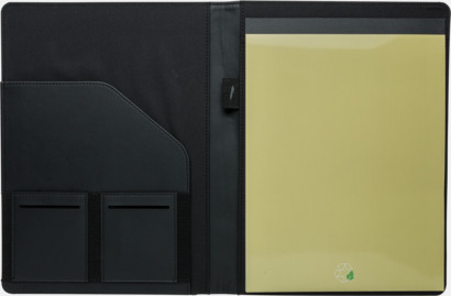 A4-konferensmappar med reklamtryck