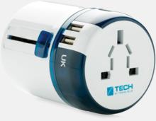 Kompakta USB adapter med reklamtryck