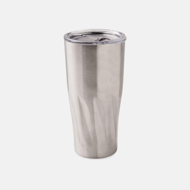 Silver Förgyllda termosmuggar med reklamtryck