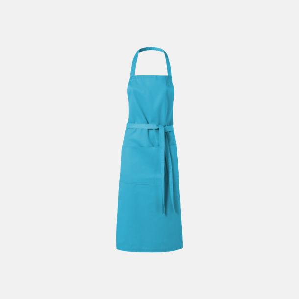 Aqua Köksförkläden med reklamtryck