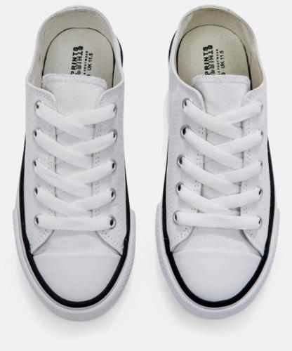 Sneakers med eget tryck