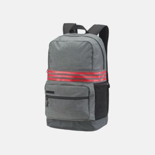 Mediumstora Adidas ryggsäckar med reklamtryck