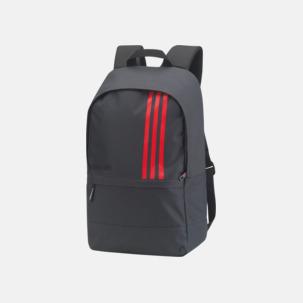 Små Adidas ryggsäckar med reklamtryck