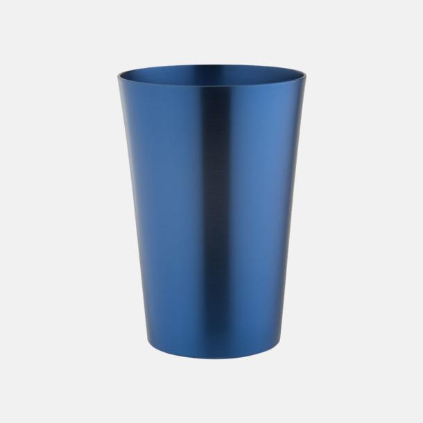 Royal Ölglas i aluminium med reklamtryck