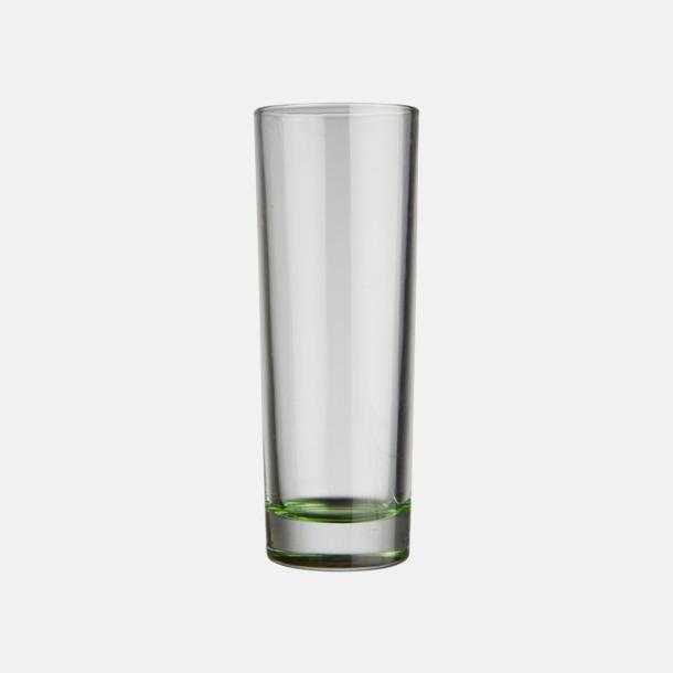 Set med 4 glas - med reklamtryck