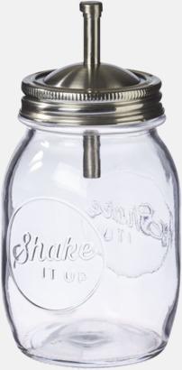 Transparent Klar Dressingflaskor från Jamie Oliver med reklamtryck