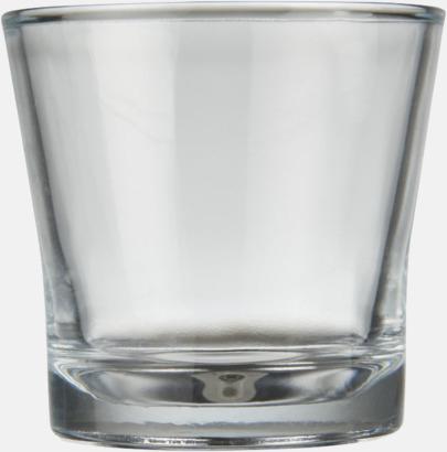 Kranförsedd karaff i set med glas - med reklamtryck