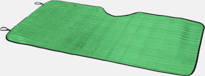 Grön Vindruteskärm med eget tryck
