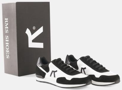 Skokartong (se tillval) Sneakers med egen logga