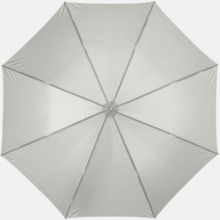 Automatiskt paraply i flera färger med eget reklamtryck