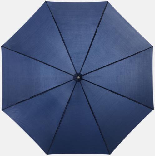 Marinblå Automatiskt paraply i flera färger med eget reklamtryck