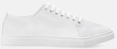 Låga sneakers med egen logga