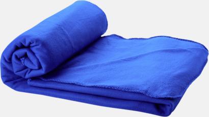 Royal Fleecefilt och bag - med tryck