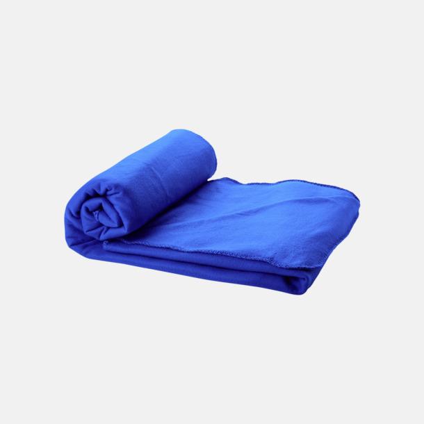 Royal Fleecefilt och bag - med reklamtryck