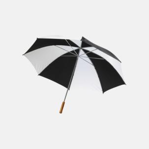 Stora golfparaplyer med reklamtryck