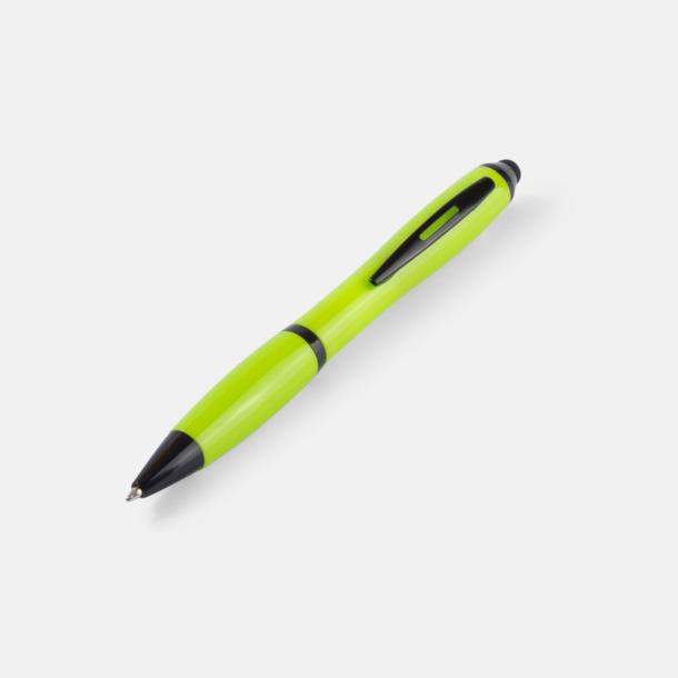 Ljusgrön Billig Touchpenna i härliga färger!