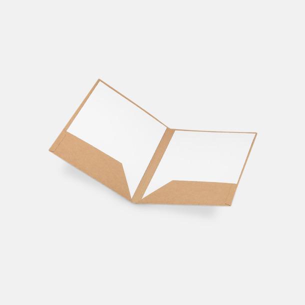 Billiga mappar i kartong med eget reklamtryck