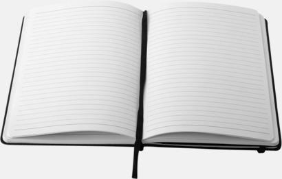 Balmain anteckningsböcker med reklamtryck