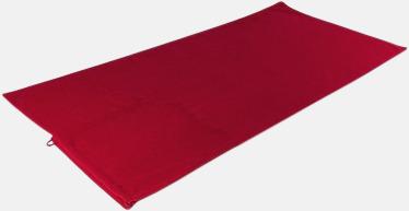 Gymnastikpåse med matchande handduk med reklamlogga
