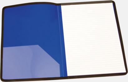 Konferensmappar i färgad plast - med reklamtryck