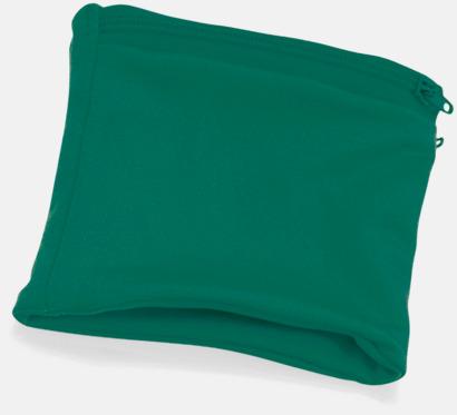 Grön Plånbok att bära runt handleden med eget tryck