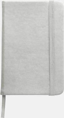 Silver Färgrika A6-anteckningsböcker med tryck