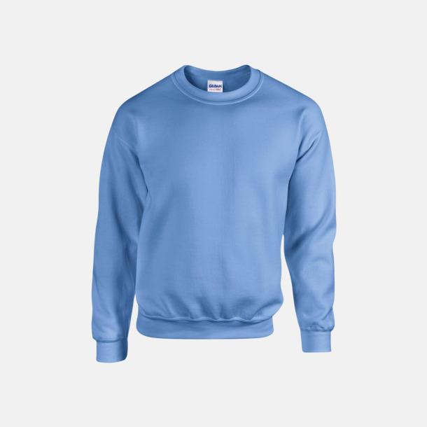 Carolina Blue (herr) Tröjor i många färger från Gildan med reklamtryck
