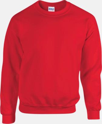 Cherry Red Tröjor i många färger från Gildan med reklamtryck