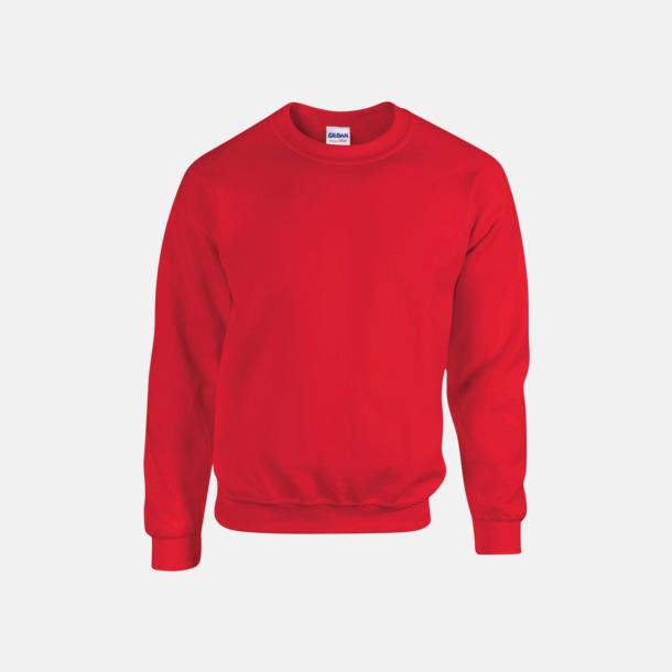 Cherry Red (herr) Tröjor i många färger från Gildan med reklamtryck