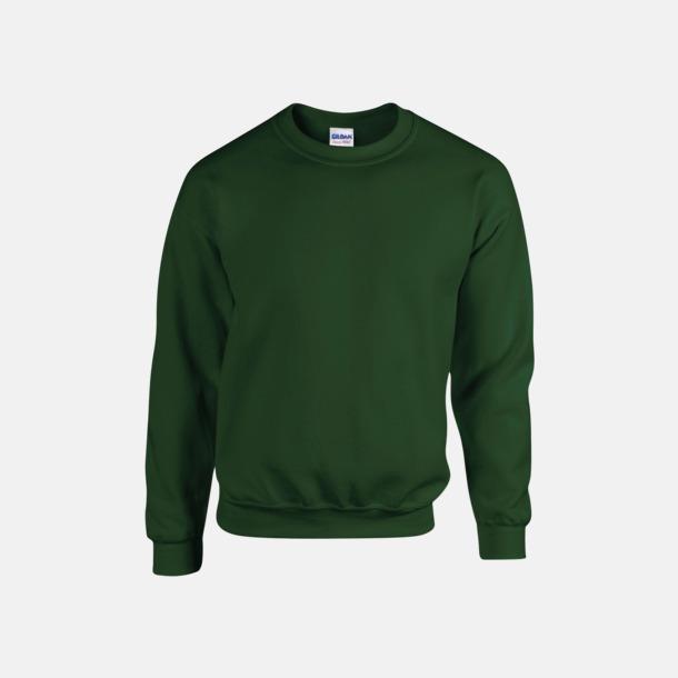 Forest Green (herr) Tröjor i många färger från Gildan med reklamtryck