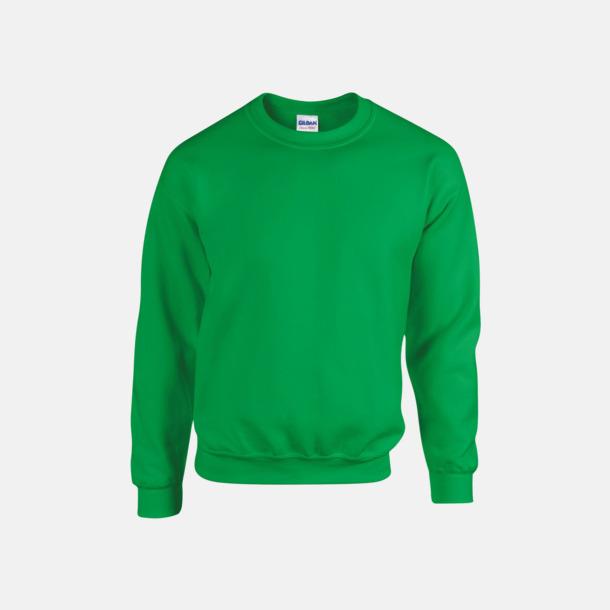Irish Green (herr) Tröjor i många färger från Gildan med reklamtryck