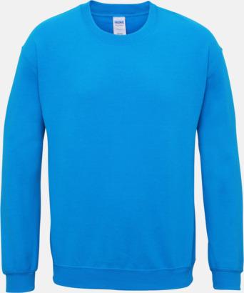 Sapphire Tröjor i många färger från Gildan med reklamtryck